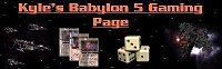Kyle's Babylon 5 Gaming Page