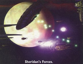 Sheridan's Forces
